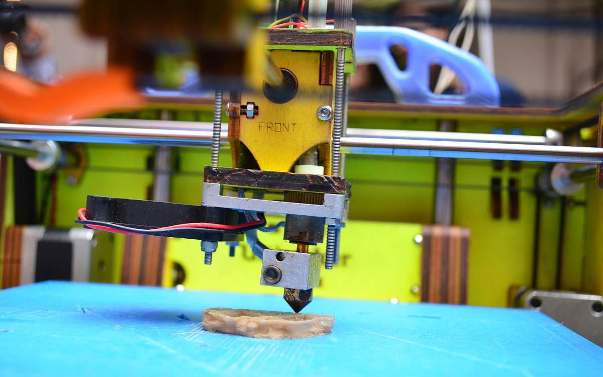 5 choses à savoir sur l'impression 3D