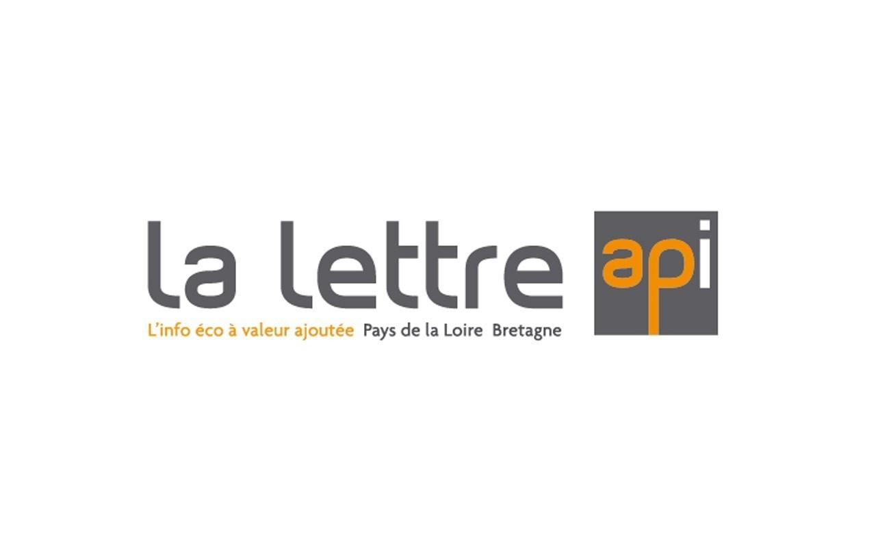 la lettre api logo