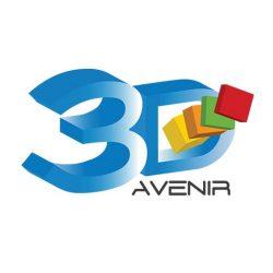 logo 3d avenir site web