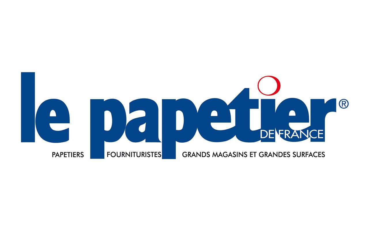 le papetier logo