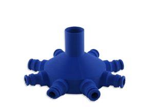 Multiprise tuyau imprimée en PS OWA