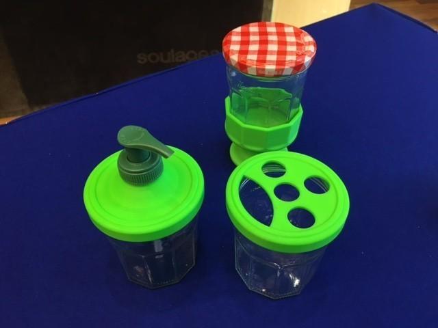 Objet imprimé en 3D pour la Semaine de l'Industrie