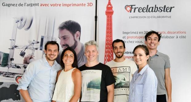 partenariat avec Freelabster