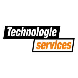 Logo technologie service