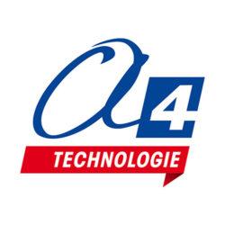 logo A4 TECHNO