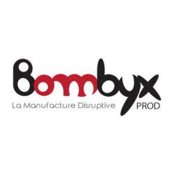 logo bombyxprod