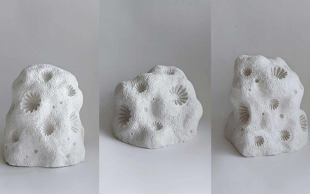 3D print coral