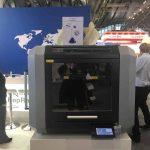 Imprimante X500 de German RepRap à Formnext 2017