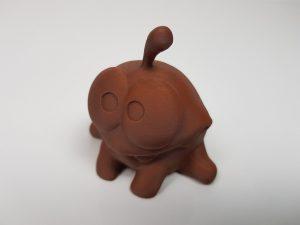 Om Nom imprimé avec le filament PS OWA 1.75mm Bronze