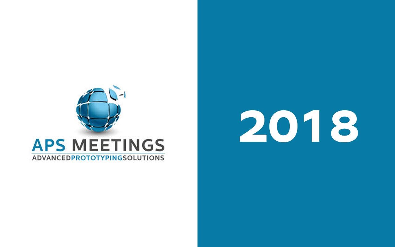 Logo APS Meetings 2018