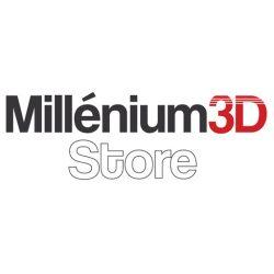 Millénium 3D Store logo