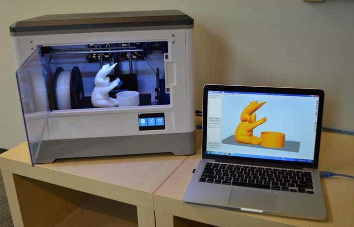 Exemple de logiciel de modélisation 3D