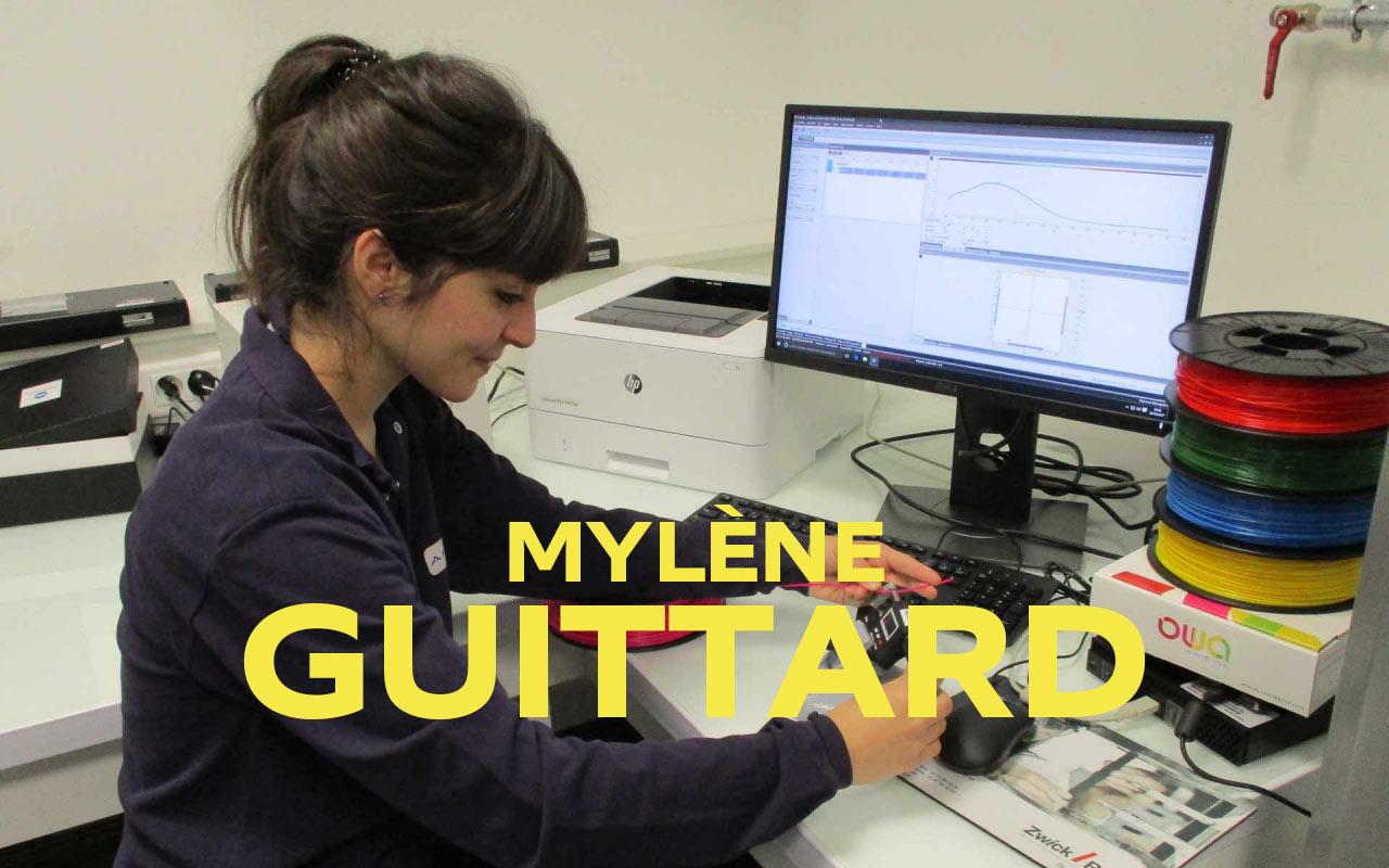 Mylène Guittard Formulation et Matériaux