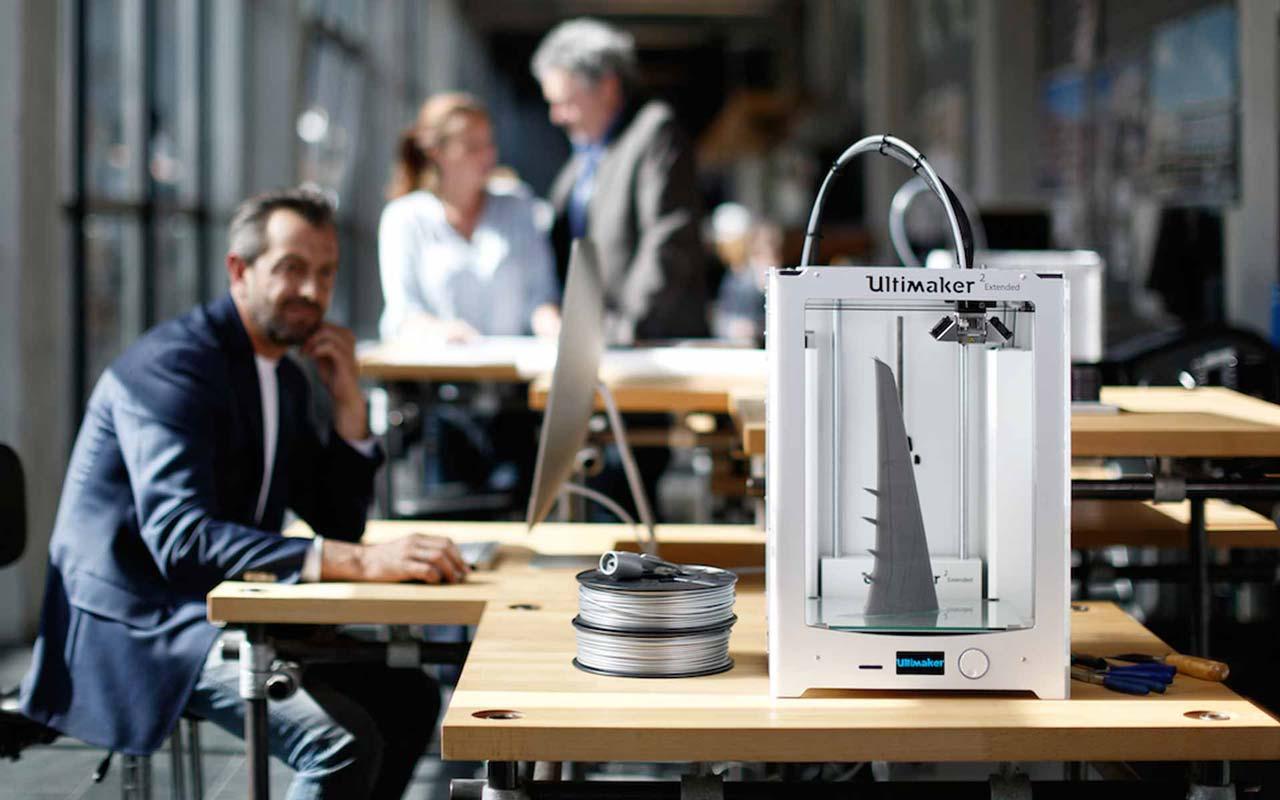 Le marché du travail dans le secteur de l'impression 3D