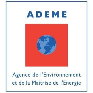 Logo de l'ADEME : l'agence de l'environnement et de la maîtrise de l'énergie