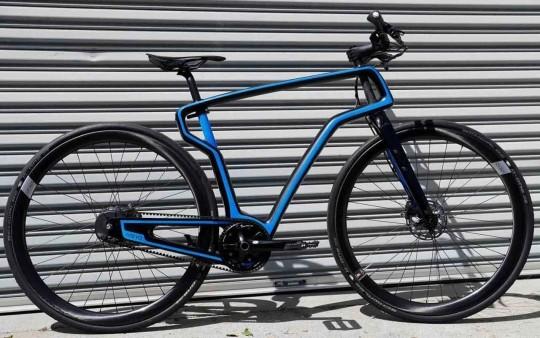 Arévo, le vélo avec un cadre imprimé en filament 3D carbone