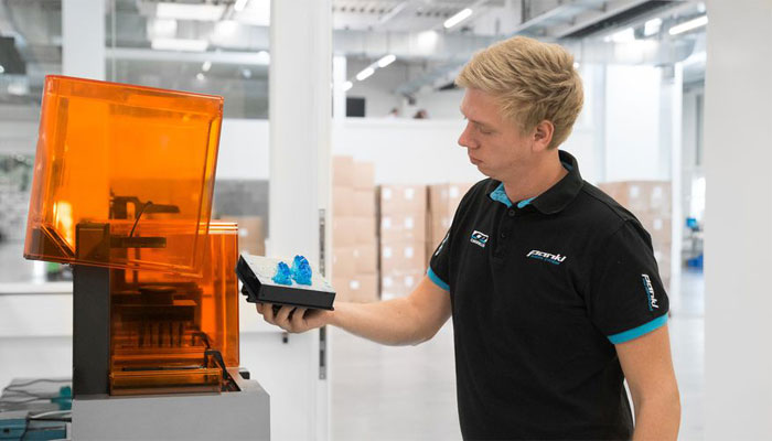 Le marché de travail dans la fabrication additive