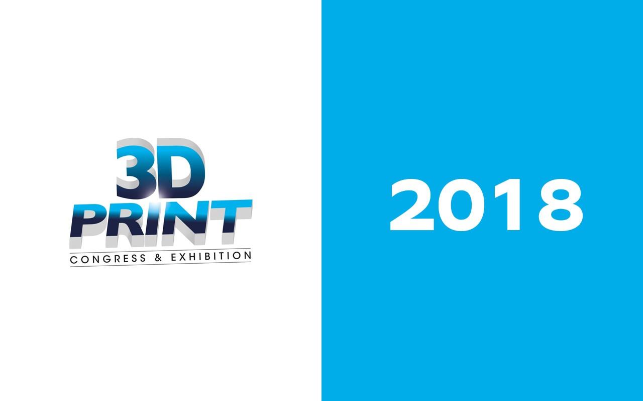 3D print 2018 logo