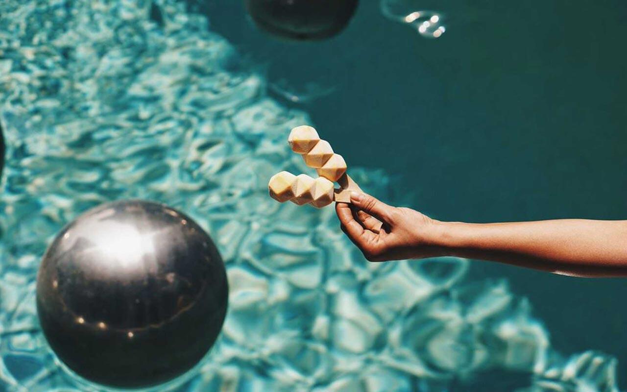 Dream Pops utilise l'impression 3D pour créer des glaces savoureuses