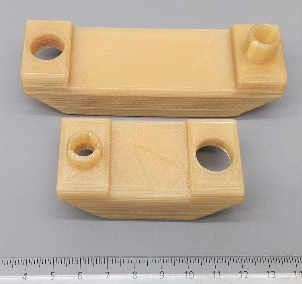 Impression 3D compatible norme feu/fumée